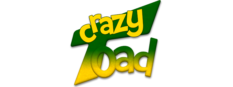 Crazy Toad. A breakout style game with a fun twist